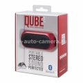 Акустическая система для iPad, iPhone, Samsung и HTC Matrix Audio QUBE 2, цвет red (MQUBE2RDA)