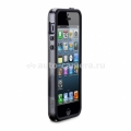 Бампер для iPhone 5 / 5S PURO Bumper Covers, цвет black (IPC5BUMPER1)