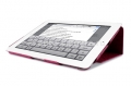Чехол для iPad 3 и 4 PURO Safari Nandu Cases, цвет pink (IPAD2S3NANDUPNK)