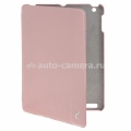 Чехол для iPad 3 и iPad 4 G-case Elegant, цвет pink (GG-69)