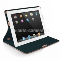 Чехол для iPad 3 и iPad 4 Macally Slim, цвет Rose (SLIMCASE-3RS) (SLIMCASE-3RS)