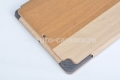 Чехол для iPad Air Kajsa Outdoor Wooden PU case, цвет карамель (TW022003)