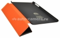 Чехол для iPad Mini iCover Carbio, цвет Black/orange (IAM-MGC-BK/OR)