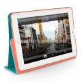 Чехол для iPad mini Macally Case with Rotatable Stand, цвет rose (SSTANDRS-M1) (SSTANDRS-M1)