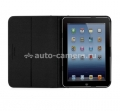 Чехол для iPad mini Macally Slim case and stand, цвет black (SCASEB-M1) (SCASEB-M1)