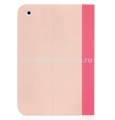 Чехол для iPad mini Macally Slim case and stand, цвет pink (SCASEP-M1) (SCASEP-M1)
