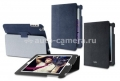 Чехол для iPad Mini PURO Folio Case, цвет синий (MINIIPADFOLIOBLUE)