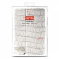 Чехол для iPad mini PURO Safari Crocodile Cases, цвет white (MINIIPADCROCOWHI)