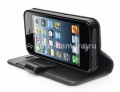Чехол для iPhone 5 / 5S Capdase Folder Case Sider Classic, цвет black (FCIH5-SC11)