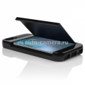 Чехол для iPhone 5 / 5S Incipio Stowaway Case, цвет black (IPH-851)