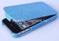 Чехол для iPhone 5 / 5S SAYOO Leather Beaty, цвет blue