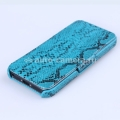 Чехол для iPhone 5 / 5S SAYOO Snake, цвет blue