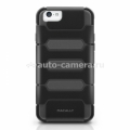 Чехол для iPhone 6 Macally Tank Durable Tank Case, цвет Black (TANKP6M-B)