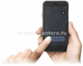 Чехол для iPhone 6 Plus Puro Sense, цвет Black (IPC655SENSEBLK)