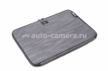 "Чехол для MacBook Pro и MacBook Air 13"" Booq Mamba sleeve, цвет gray (MSL13-GRY)"