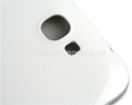 Чехол для Samsung Galaxy Note 2 (N7100) Optima Booktype Case, цвет check white (op-N2bt-chwht)