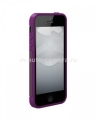 Чехол на заднюю крышку iPhone 5 / 5S Switcheasy Tones, цвет Purple (SW-TON5-PU)
