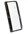 Чехол на заднюю крышку Nokia Lumia 520 PURO Clear Cover, цвет black (NK520CLEARBLK)