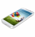 Чехол на заднюю крышку Samsung Galaxy S4 (i9500) SGP Ultra Fit Series, цвет smooth white (SGP10211)