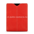 Кожаный чехол для iPad 3 и iPad 4 Beyzacases Zero Series Leather Sleeve, цвет Red (BZ20027)