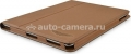 Кожаный чехол для iPad mini BeyzaCases Aston Martin Folio FR, цвет camel (AM25244)