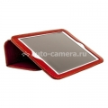 Кожаный чехол для iPad mini Yoobao Executive Leather Case, цвет red
