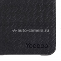 Кожаный чехол для iPad mini Yoobao iSlim Leather Case, цвет black