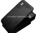Кожаный чехол для iPhone 4 и 4S SGP Leather Case Gariz Edition Series PL-IP4F1 (SGP07131)