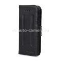 Кожаный чехол для iPhone 5CMelkco Leather Case Craft Limited Edition Prime Twin, цвет Black Wax