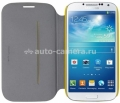 Кожаный чехол для Samsung Galaxy S4 (i9500) Uniq March, цвет sea breeze (GS4DAP-MARBLU)