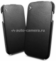 Кожаный чехол для Samsung Galaxy S4 SGP Leather Case illuzion Legend, цвет black (SGP10255)