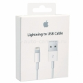 Оригинальный кабель USB для iPhone 6/6 Plus/5/5S/5C, iPad Air/Air 2/, iPad mini 2/3 Apple Lightning to USB Cable (MD818ZM/A)