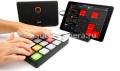 Портативный MIDI контроллер для iPhone, iPad, iPod touch и PC. IK Multimedia iRig Pads