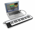 Универсальный контроллер-клавиатура для iPhone, iPod, iPad и Mac или PC IK Multimedia iRig KEYS with Lightning (iRig Keys)
