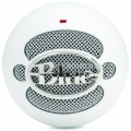 USB-микрофон для Mac и PC Blue Microphones Snowball, цвет White (SNOWBALL WHITE USB)