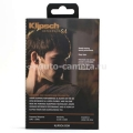 Вакуумные наушники для iPhone, iPad, iPod, Samsung и HTC Klipsch Reference S4, цвет black