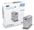 Внешний жесткий диск для PC/Mac LaCie Little Big Disk Thunderbolt Series 5400RPM 2Tb (9000107)