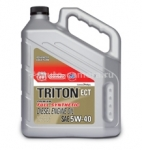 Моторное масло 76 5W-40 Triton ECT Full Synthetic 075731060715, 3.785л