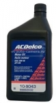 Моторное масло AC Delco 10W-40 Motor Oil 10-9043, 0.946л