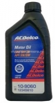 Моторное масло AC Delco 5W-30 Motor Oil 10-9060, 0.946л