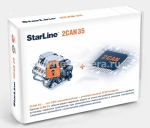 CAN-адаптер CAN-модуль StarLine 2CAN 35