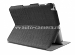 Чехол для iPad 3 и 4 PURO Safari Crocodile Cases, цвет black (IPAD2S3CROCOBLK)