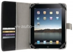 Чехол для iPad 3 и iPad 4 Griffin Elan Passport, цвет Black (GB02419)
