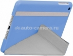 Чехол для iPad Air Ozaki O! coat Slim-Y 360° smart case, цвет Blue (OC110BU)