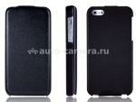 Чехол для iPhone 5 / 5S Optima Cobweb Series, цвет black (op-iP5-bk)