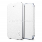 Чехол для iPhone 5 / 5S SGP Case Ultra Flip, цвет white (SGP10115)