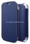Чехол для Samsung Galaxy S3 SGP Folio Leather Case, цвет Navy Blue (SGP09219)