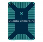 Чехол на заднюю панель iPad mini Speck CandyShell Grip, цвет Deep Sea Blue/Caribbean Blue (SPK-A1958)