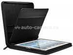 Чехол-папка для iPad 3 и iPad 4 Capdase Folder Case Zip Lapa, цвет black (FCAPIPAD3-LP01)