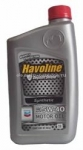Моторное масло Chevron 5W-40 Havoline Synthetic Motor Oil 223723729, 0.946л